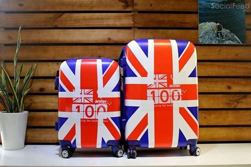 Chọn vali chuẩn cho bạn đi du lịch