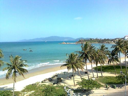 Khách sạn biển Hải Tiến - Điểm du lịch hè 2017  hấp dẫn
