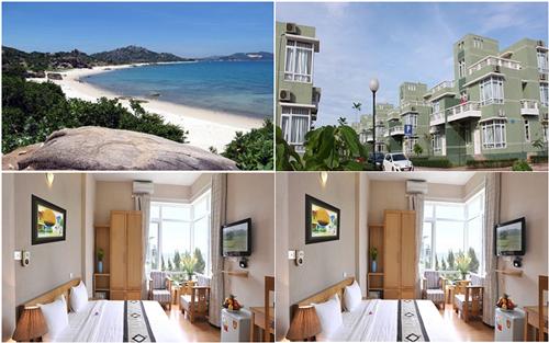 Nhà nghỉ khách sạn giá rẻ tốt ở biển Hải Tiến Thanh Hóa