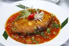 Cá thu sốt cà chua